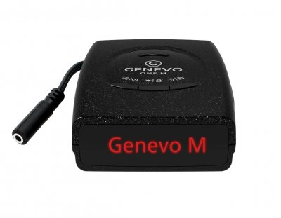 NEW - Genevo One M - MOTO